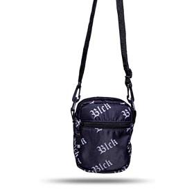 Shoulder Bag Blck Letras Preta