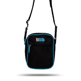 Shoulder Bag Spray Blue